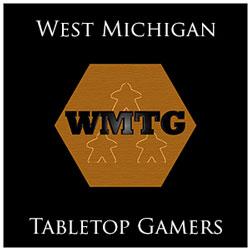 West Michigan Tabletop Design Group logo