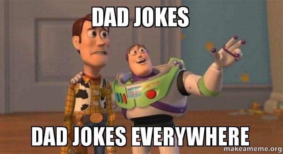 Dad joke alert