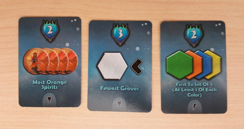 Realm Bonus cards