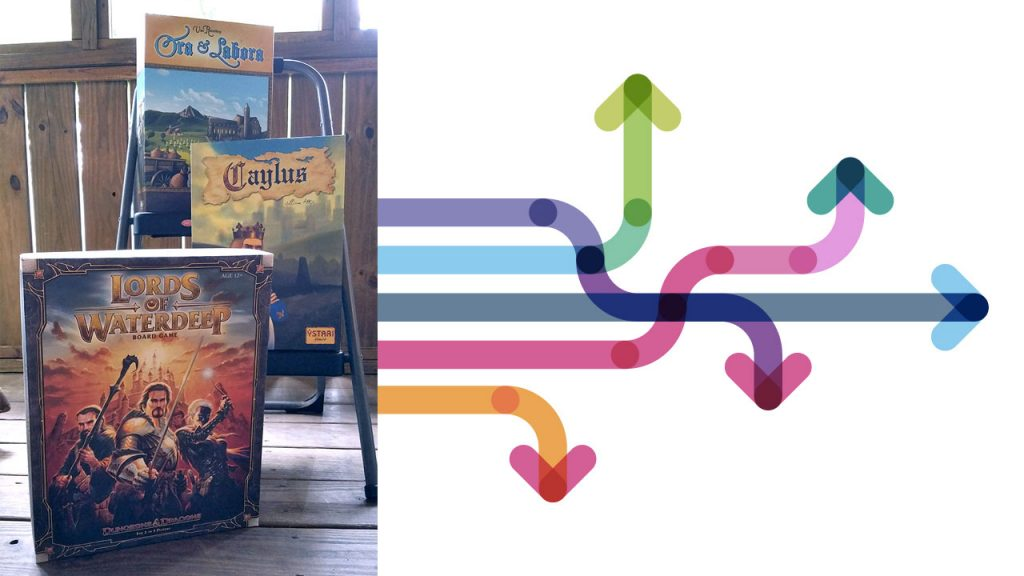 "Top Six ""Step Ladder"" games header image"