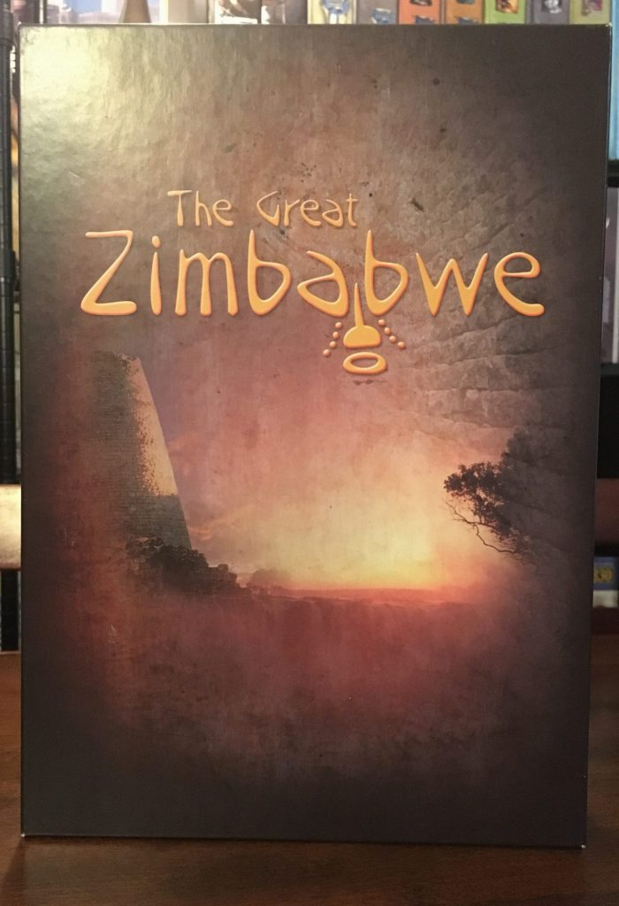 The Great Zimbabwe - TGZ