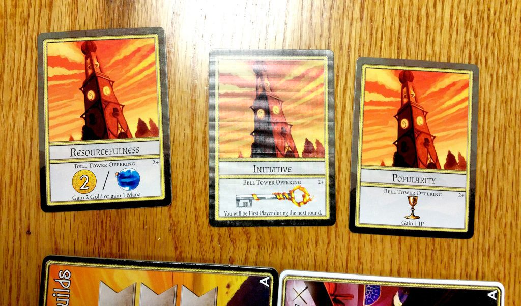 Belltower cards