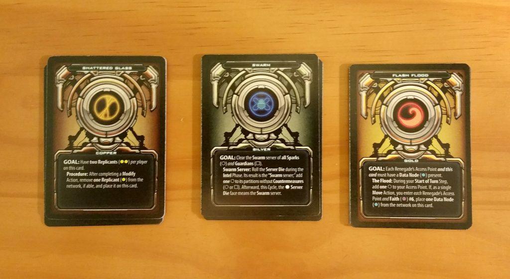 Countermeasure cards