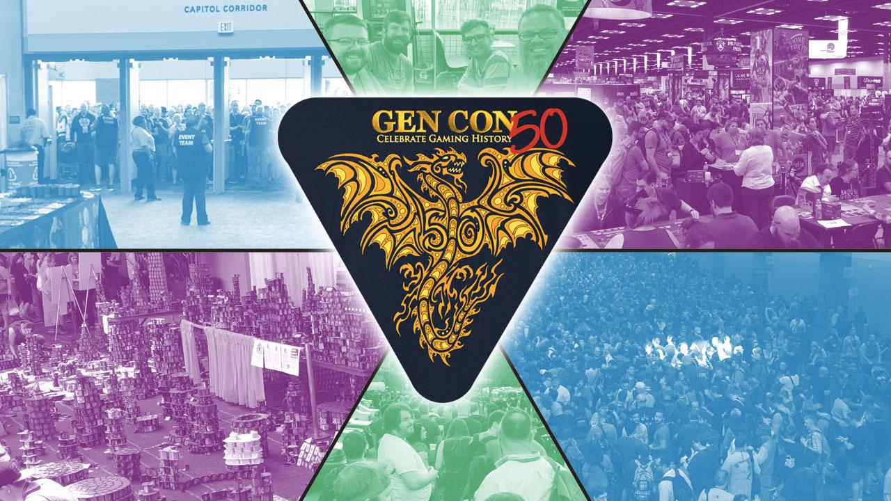 genGen Con 2017 wrap up header