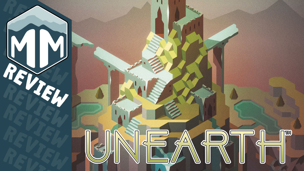 Unearth Review | Meeple Mountain image