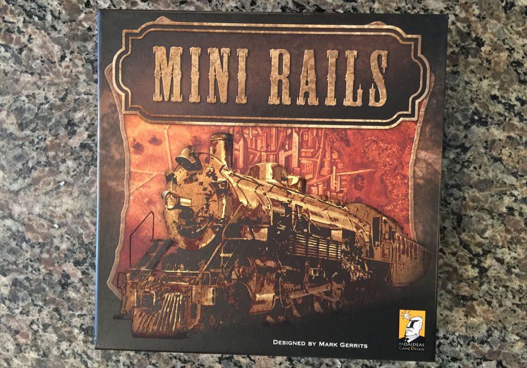 Mini Rails - cover art