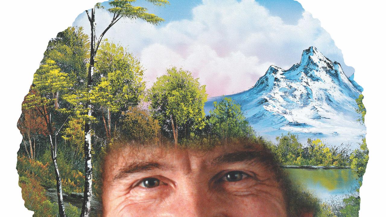 Bob Ross Art of Chill header image