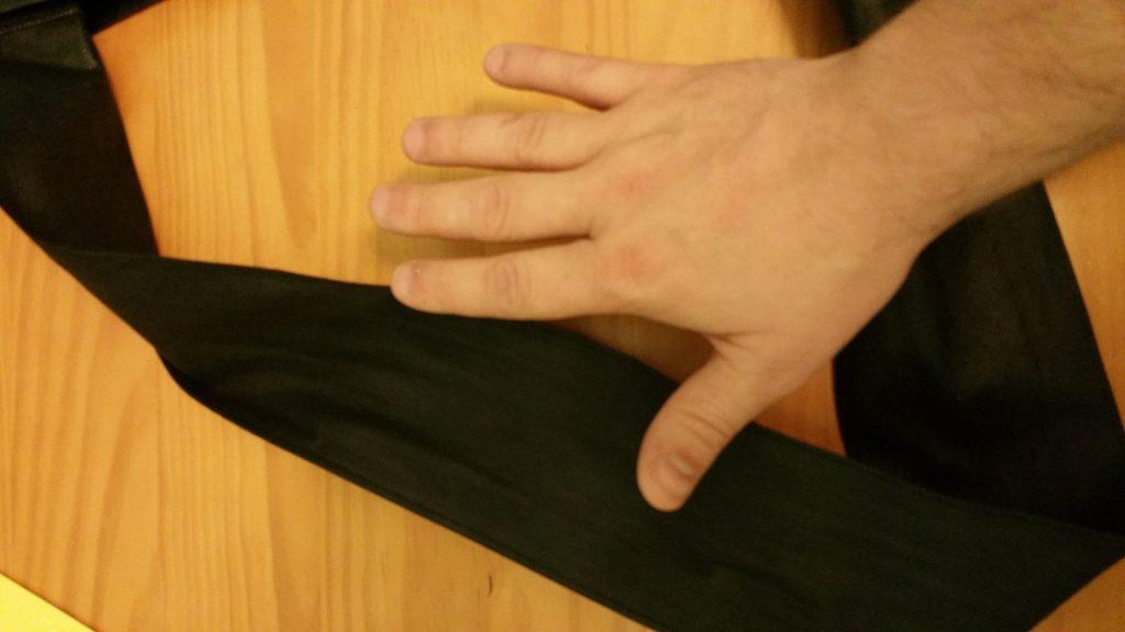 Con Carrier strap closeup