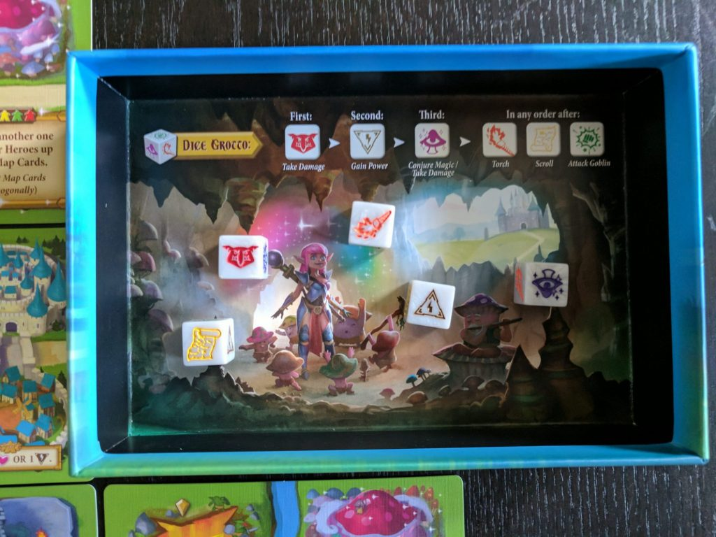 Tiny Epic Quest Review: Big Game, Little Box | Meeple Mountain