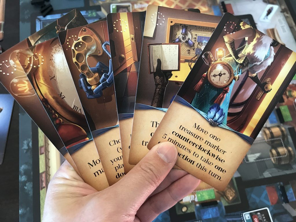 Adventurer cards