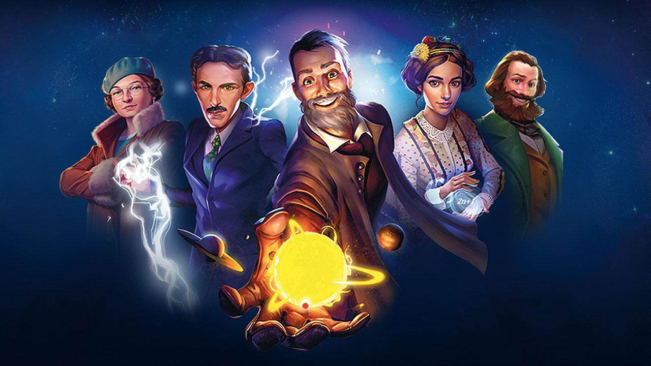 STEM Epic Heroes header