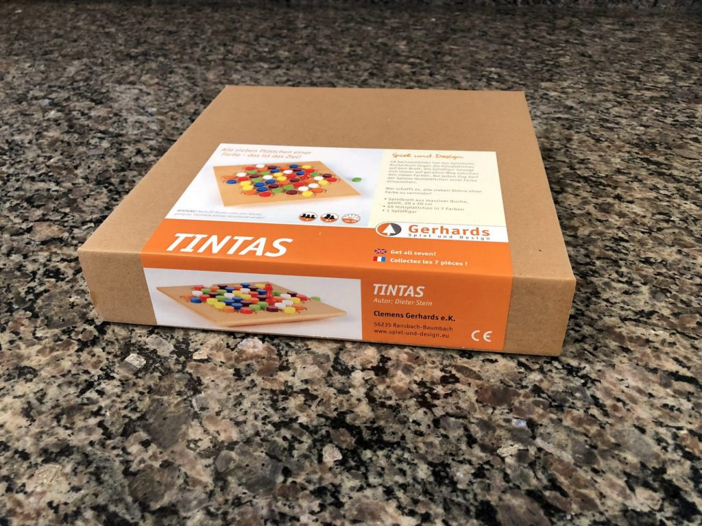 Tintas box