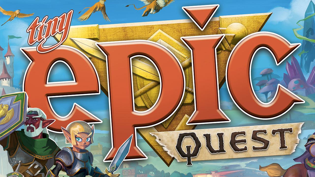 Tiny Epic Quest header