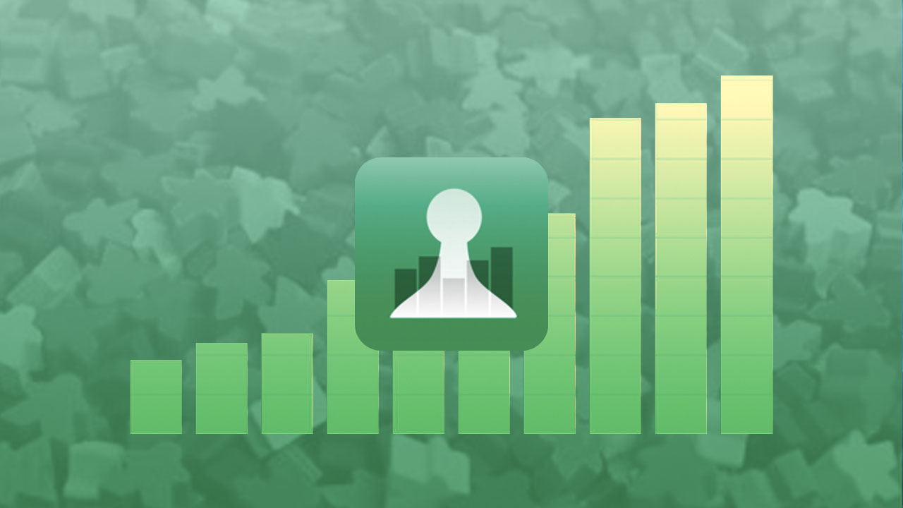 Board Game Stats App review header