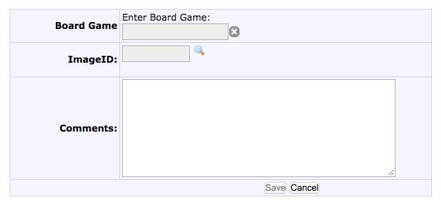 Enter board game