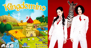 Kingdomino <--> The White Stripes