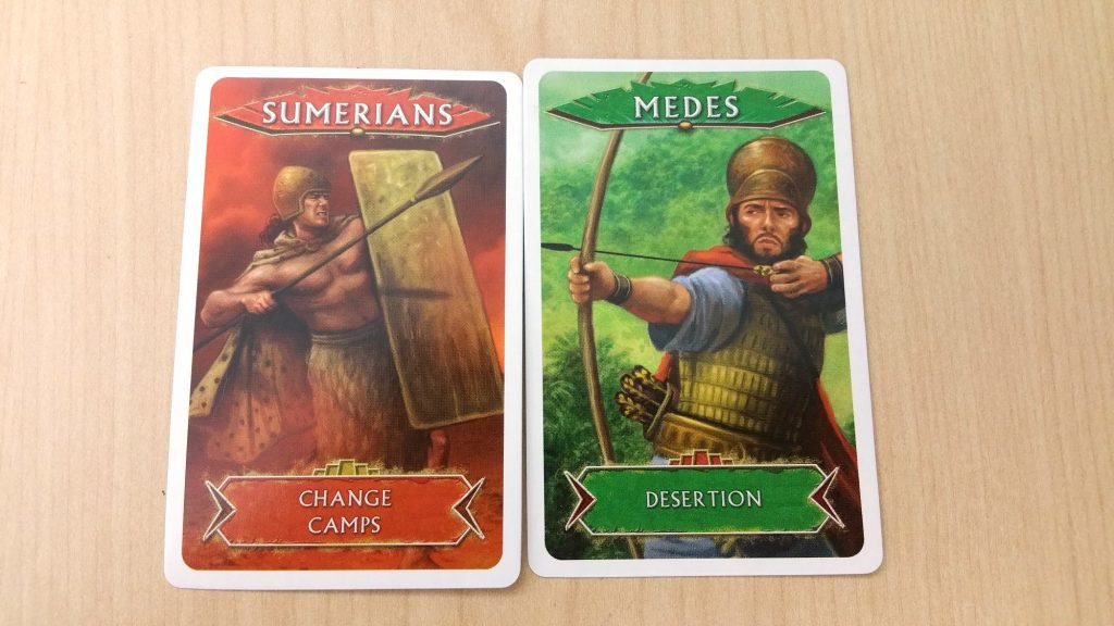 Medes vs Sumerians