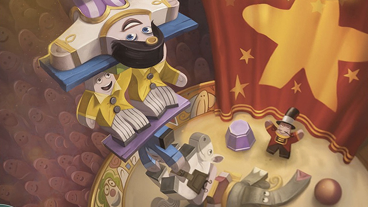 Meeple Circus Review header
