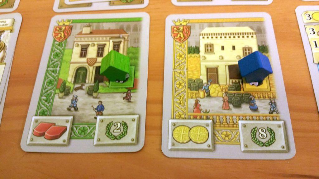 Valletta upgraded cards