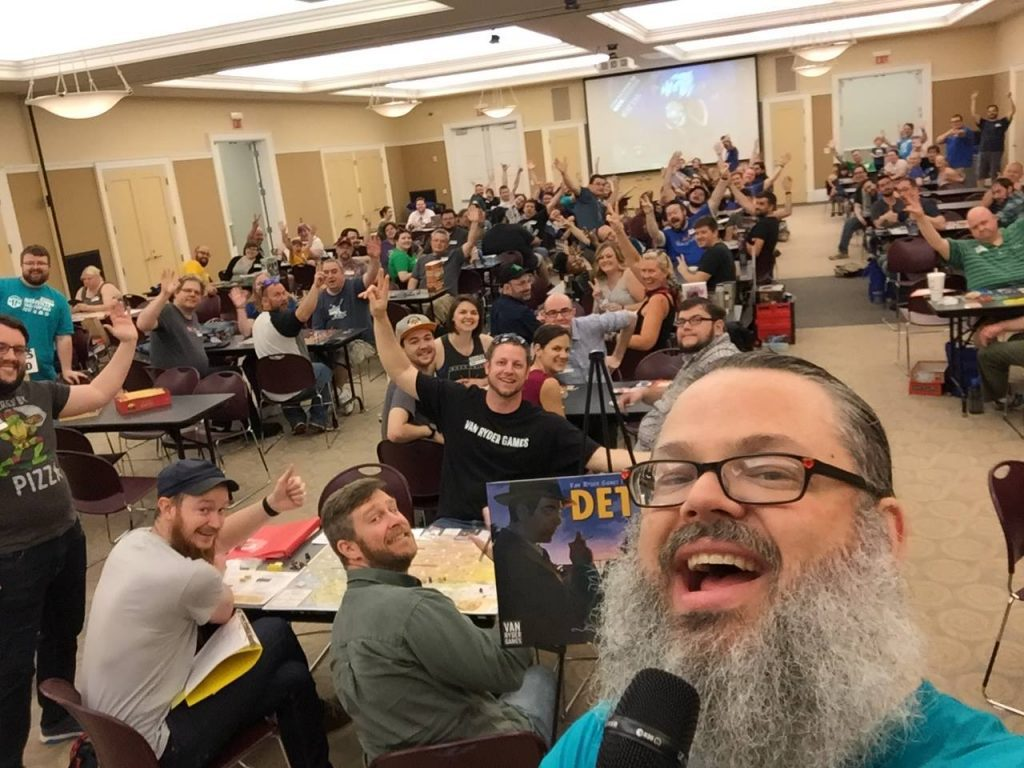 Nashville Tabletop Day 2018 - group shot!