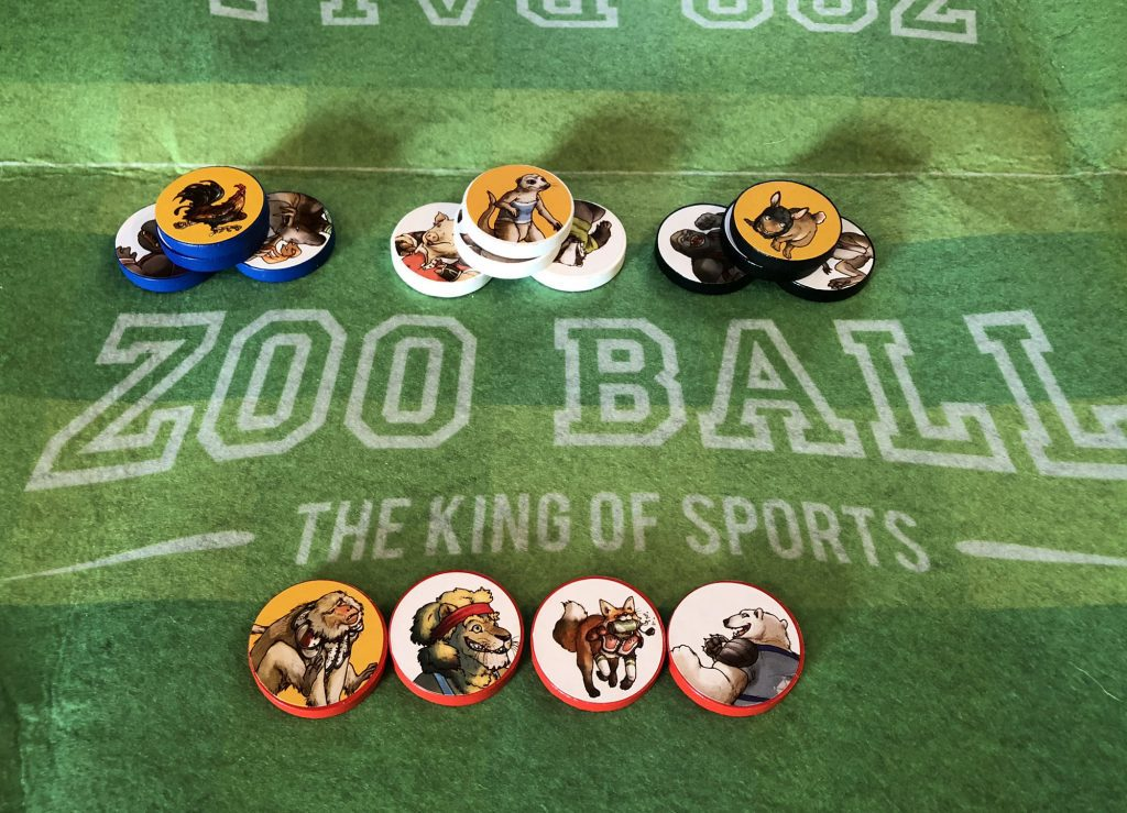 Zoo Ball Review Sports Will Never Be The Same Meeple