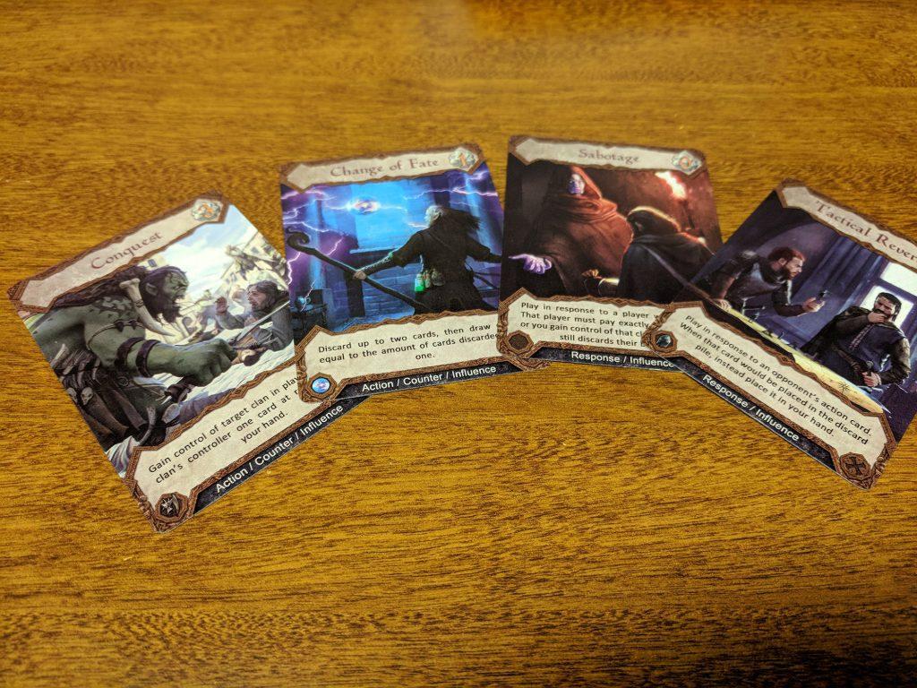 Arkon cards