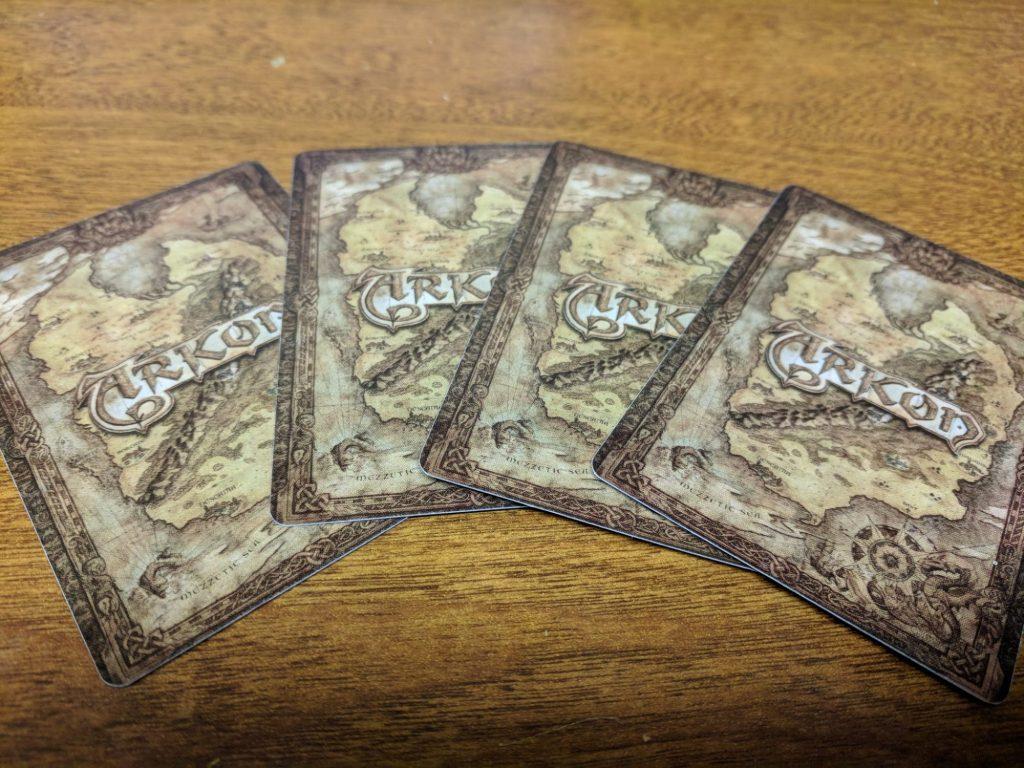 Arkon card backs