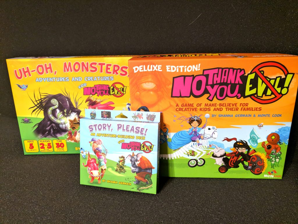 Monte Cook Games product line