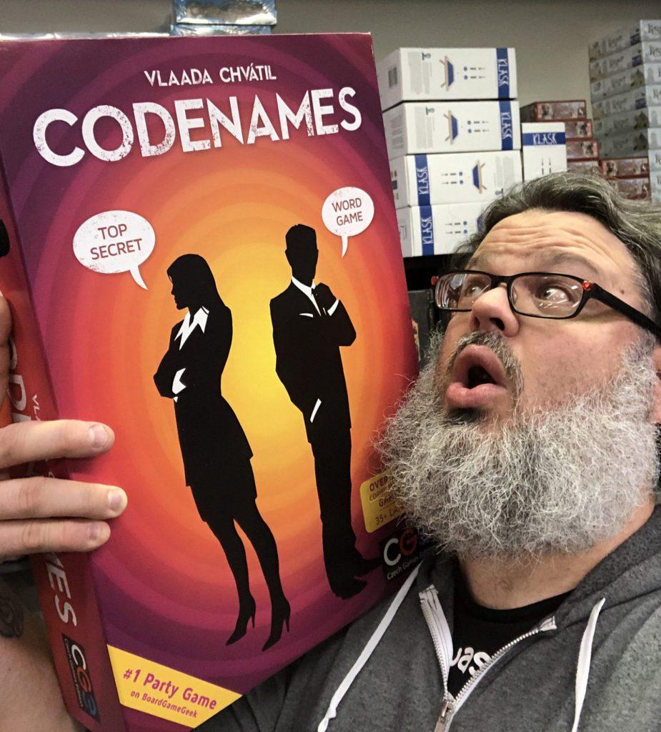Giant Codenames
