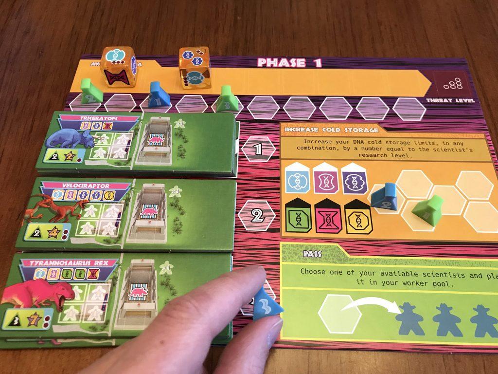 Alexander Board Game Dinosaur Race