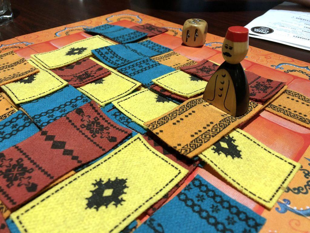 Marrakech game