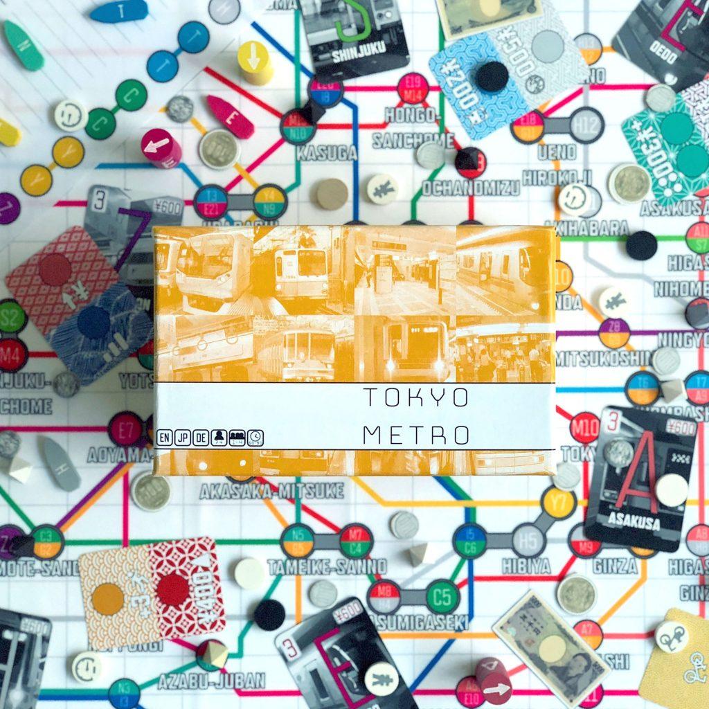Tokyo Metro overview