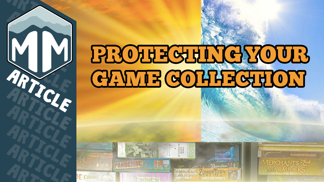 Protecting Your Game Collection: 4 Threats and How To Avoid