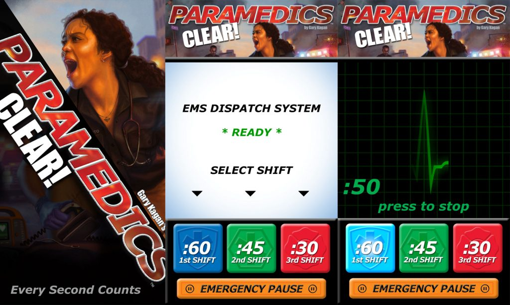Paramedics: Clear! app screenshots