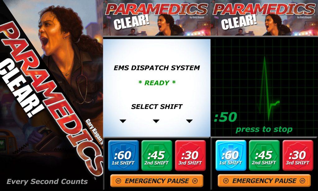 Paramedics: Clear! app screenshots