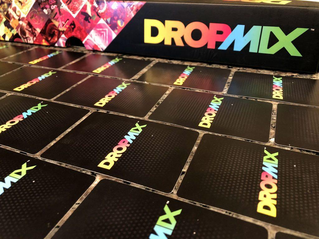 Dropmix artistic shot