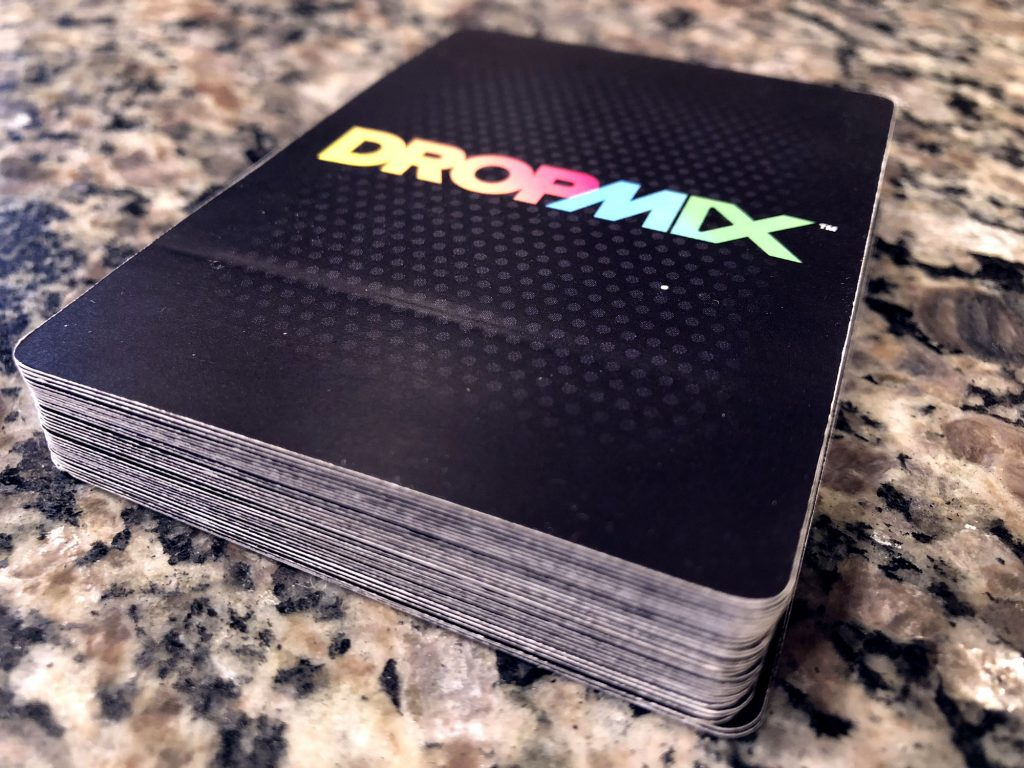 Dropmix card NFC chip