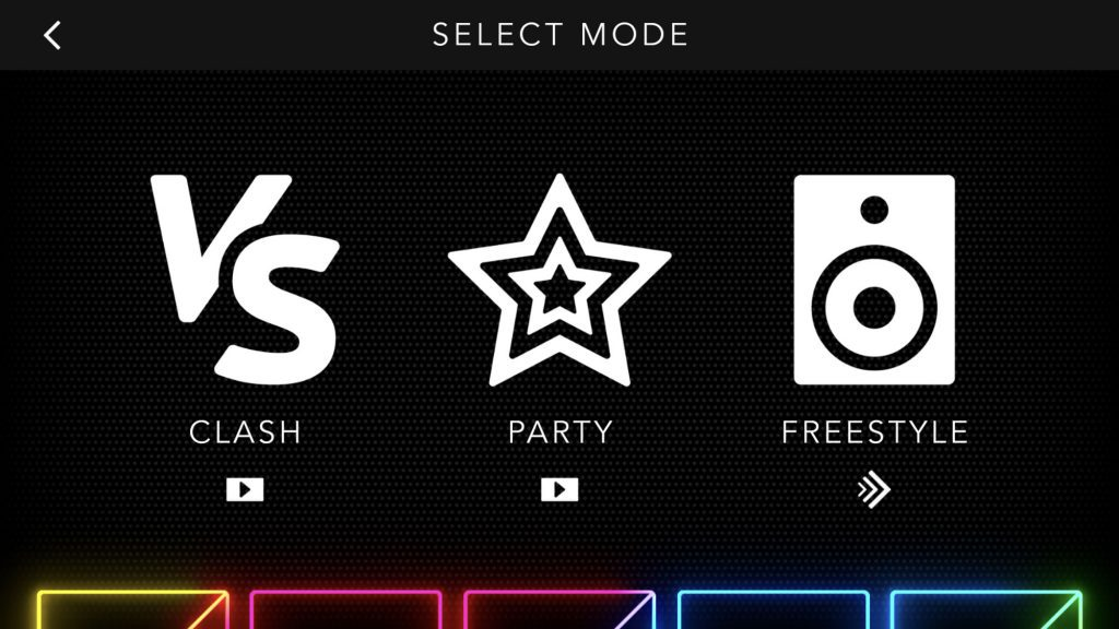 Dropmix play modes