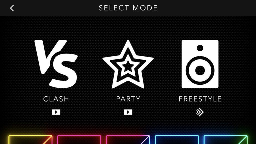 Dropmix play modes