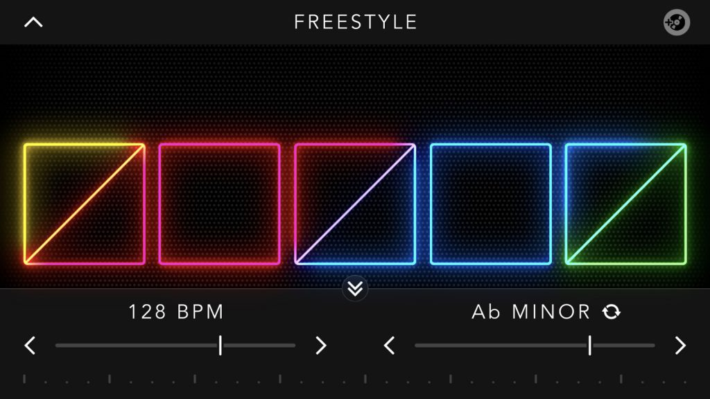 Dropmix tempo and key change