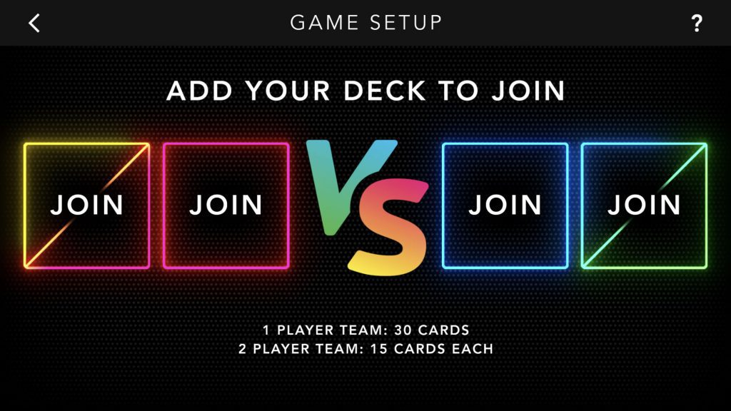 Dropmix Vs play mode