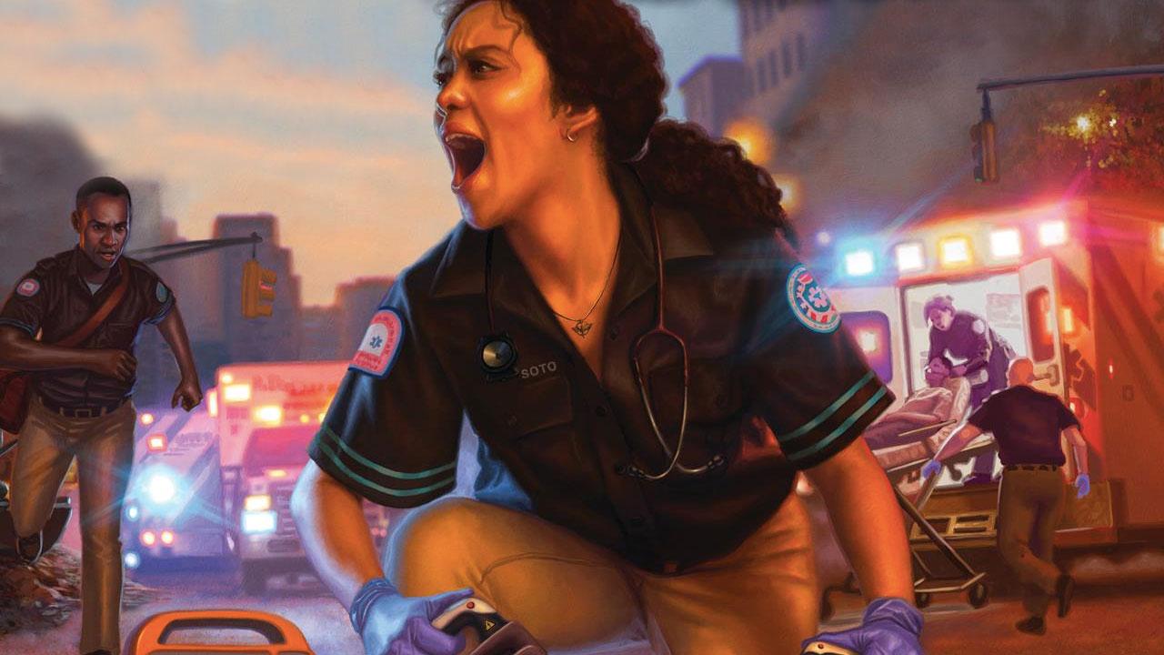 Paramedics: Clear! review header