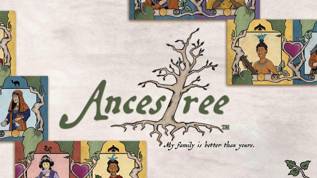 Ancestree review header