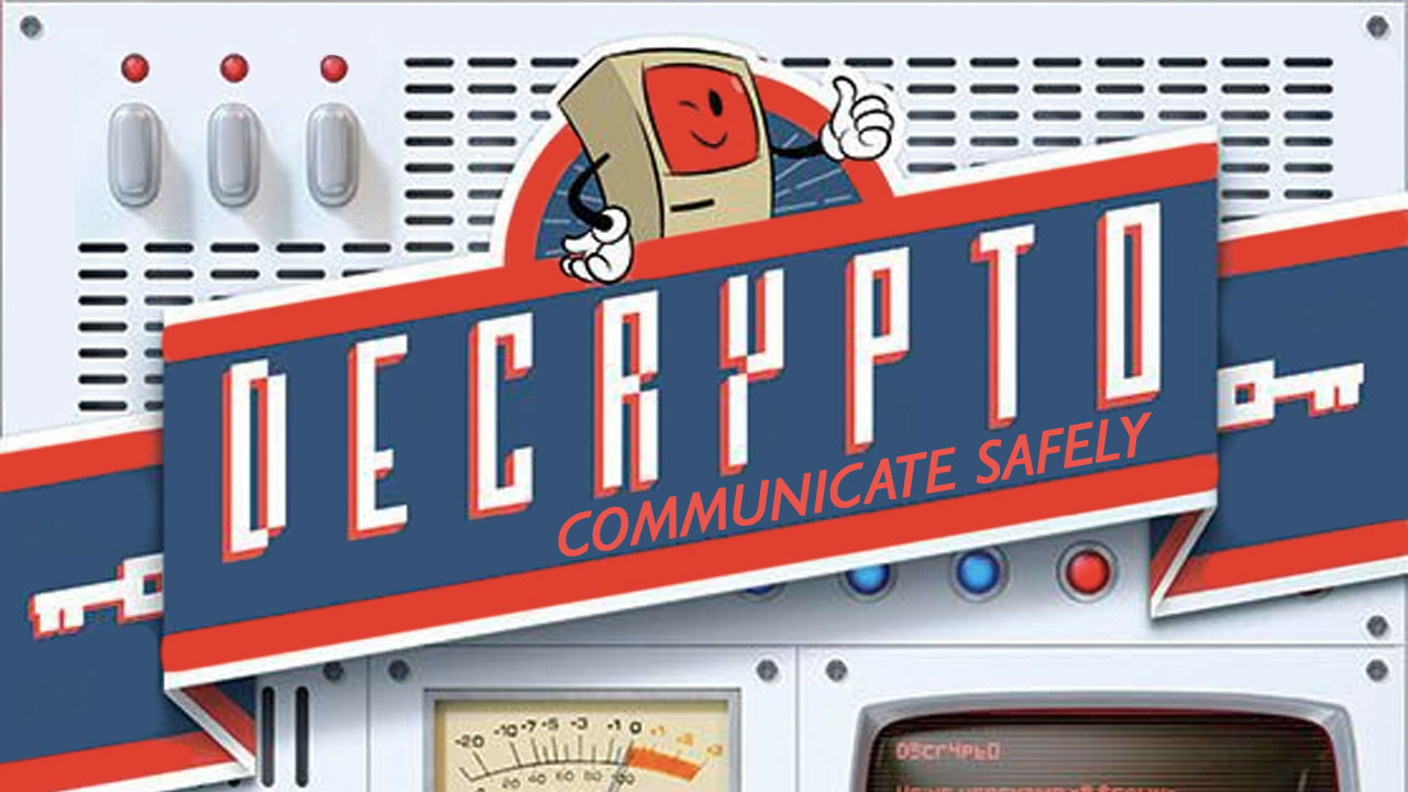 Decrypto Review – Cracked Codes | Meeple Mountain image