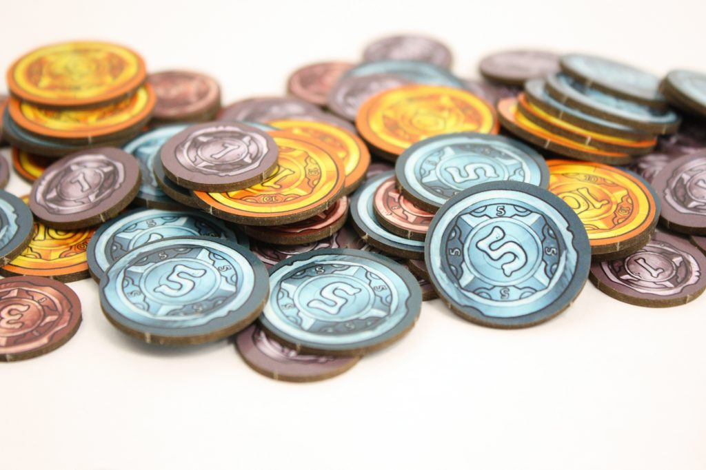 Killer coin tokens