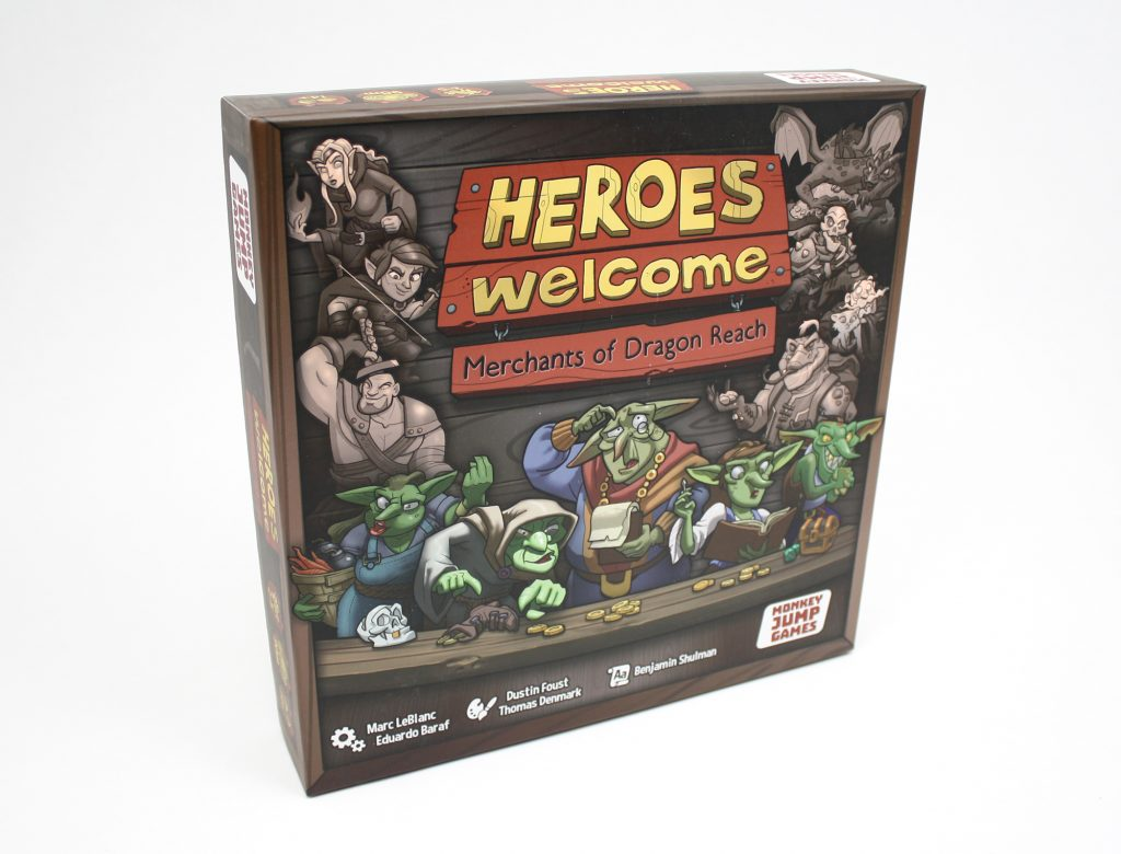 Heroes Welcome cover
