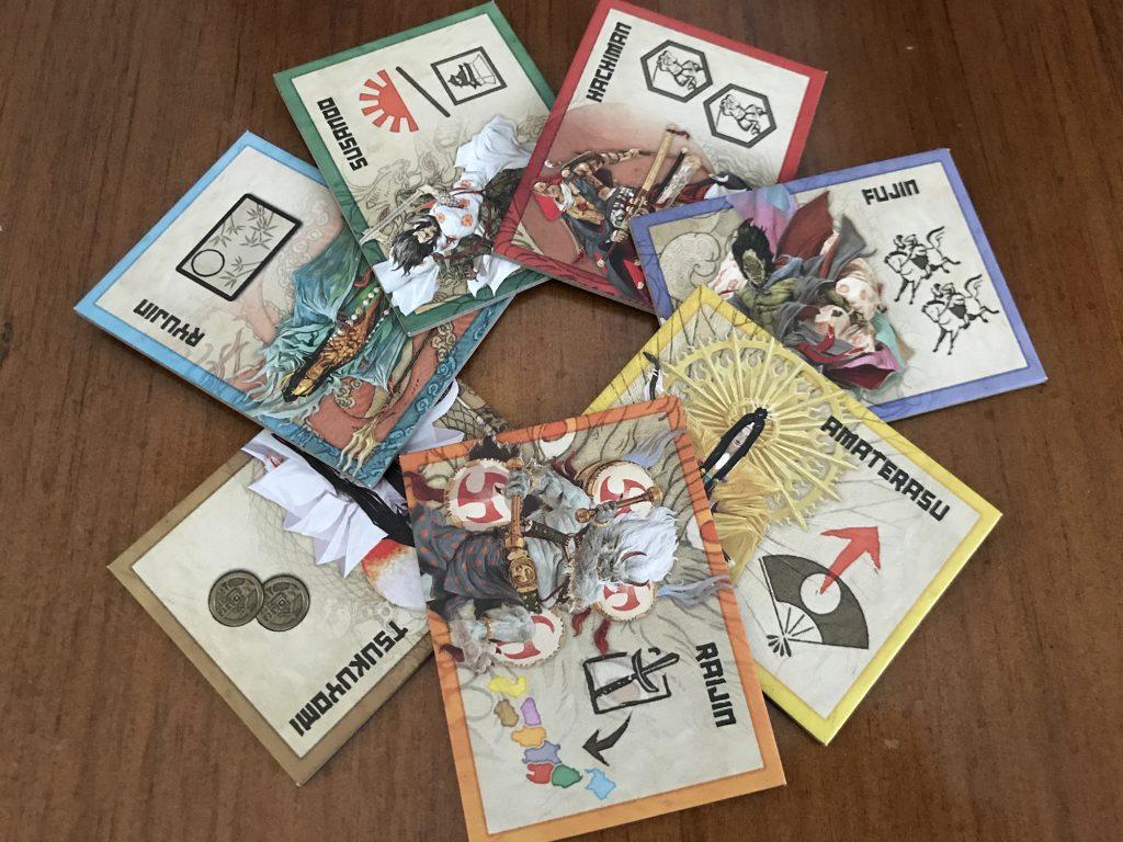 Kami cards