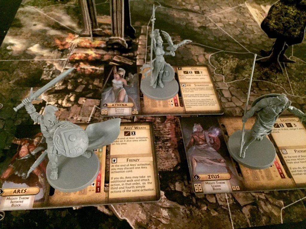 Mythic Battles draft