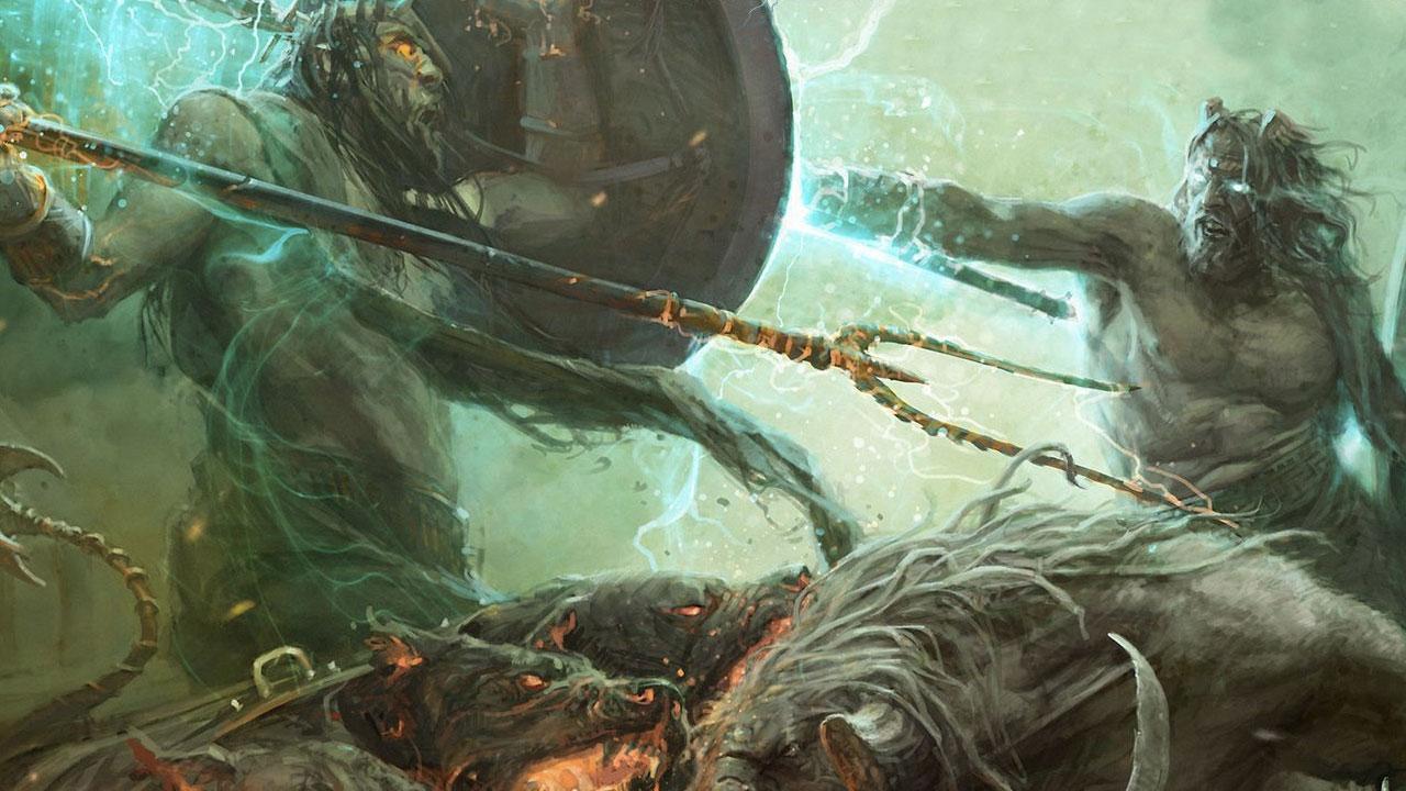 Mythic Battles: Pantheon Review header