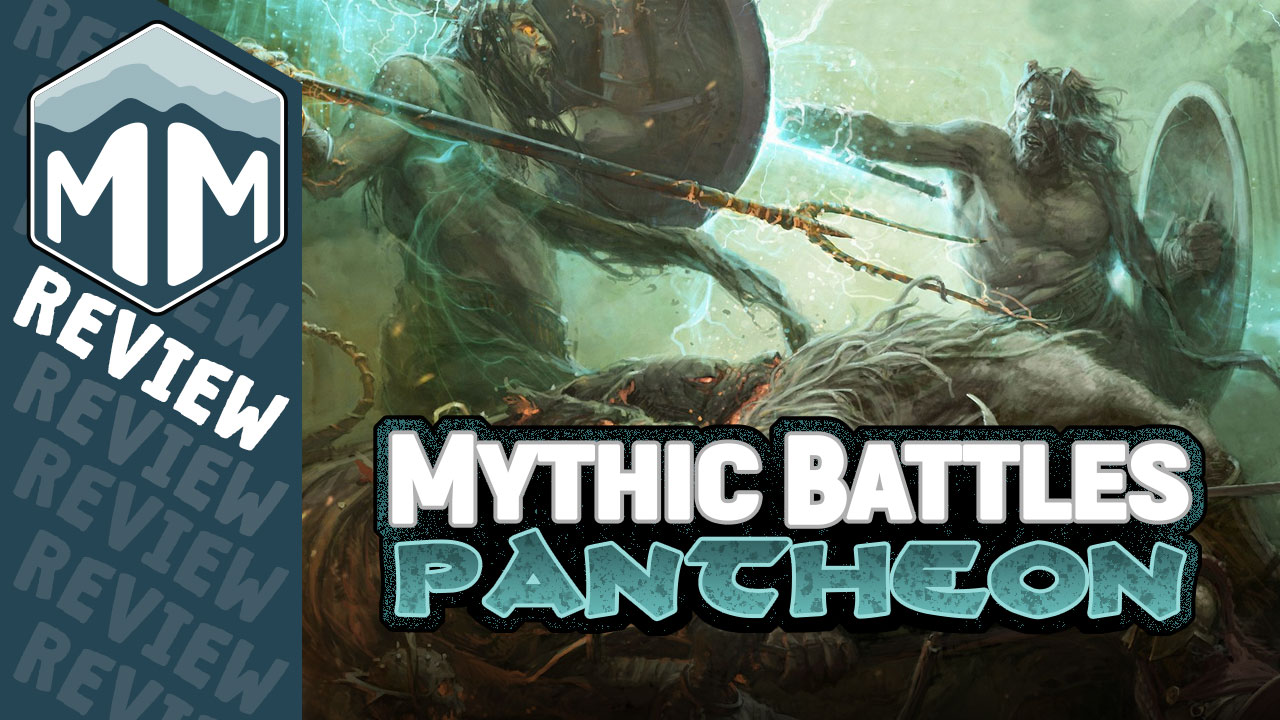 Mythic Battles: Pantheon Review - Decide the Destiny of the Gods